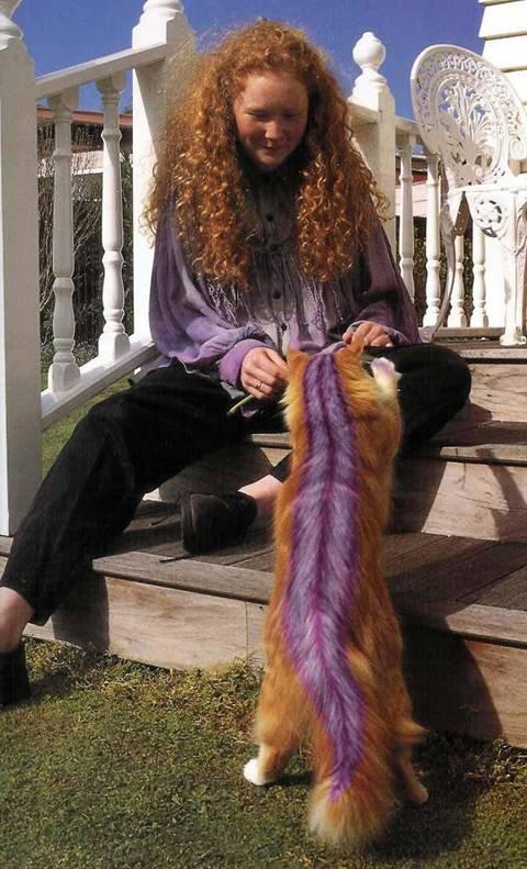 بالصور الرسم على القطط , اليكم ياعشاق الحيوانات 3778 3