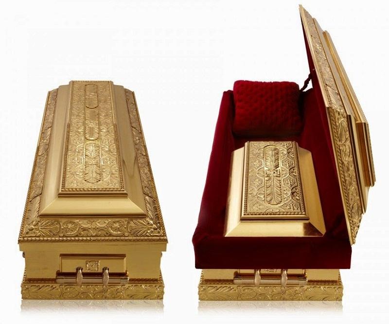 بالصور اشياء مصنوعة من ذهب , لكل من يعشق الذهب 3782 2