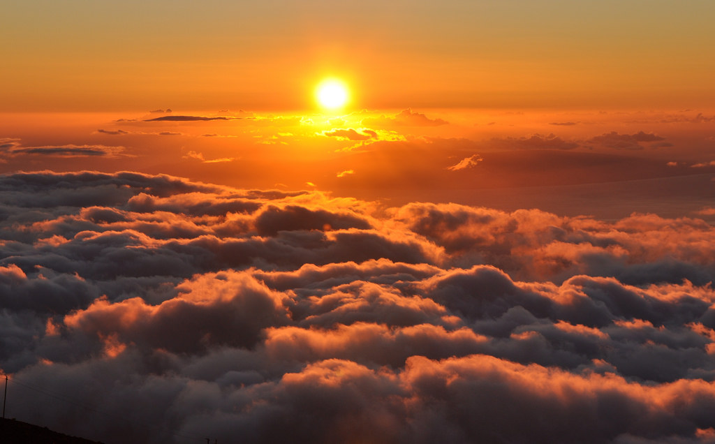 بالصور جمال غروب الشمس , من اجمل المناظر الطبيعية 3849 2