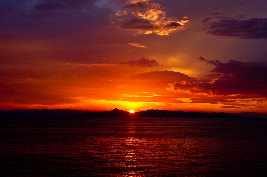 بالصور جمال غروب الشمس , من اجمل المناظر الطبيعية 3849 3