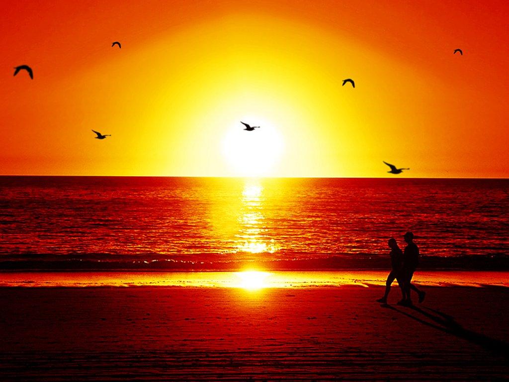 بالصور جمال غروب الشمس , من اجمل المناظر الطبيعية 3849 6