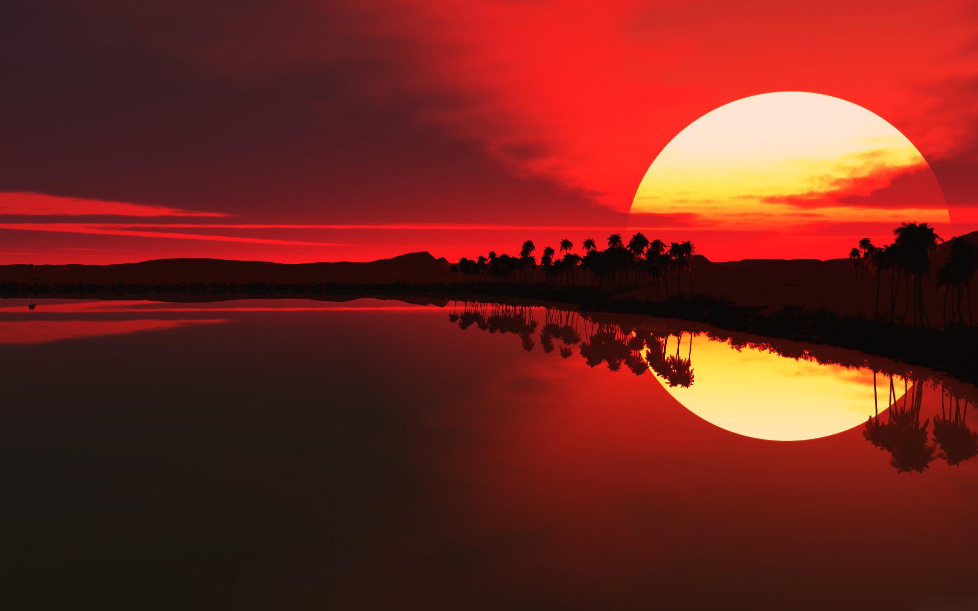 بالصور جمال غروب الشمس , من اجمل المناظر الطبيعية 3849 8