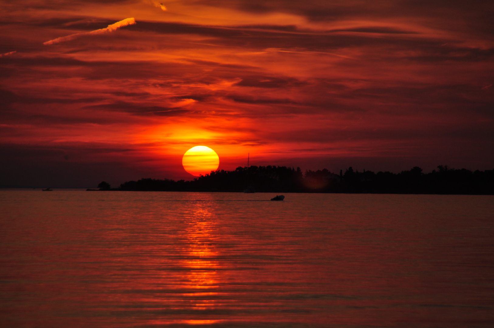 صوره جمال غروب الشمس , من اجمل المناظر الطبيعية