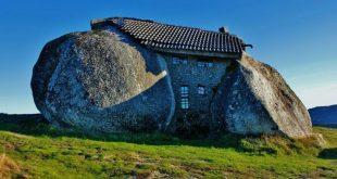 اغرب البيوت في العالم , منزل بتصميمات غير متوقعة
