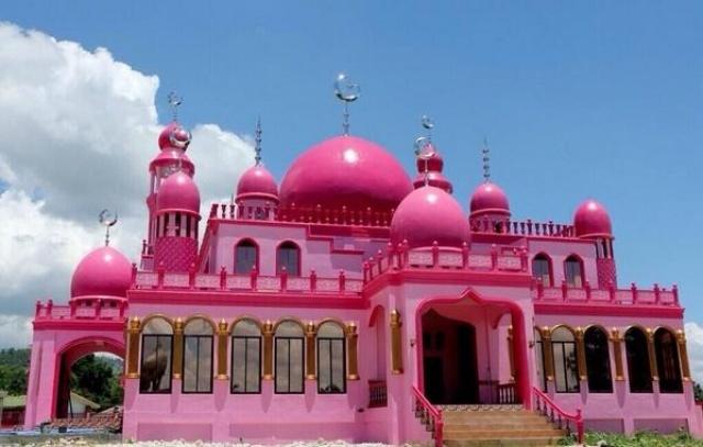 بالصور اغرب مسجد في العالم , جامع بااحلي التصاميم 4055 6
