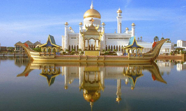 صورة اغرب مسجد في العالم , جامع بااحلي التصاميم