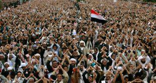 صور من ثورة اليمن , صورة نادره في حكم علي عبد الله صاالح