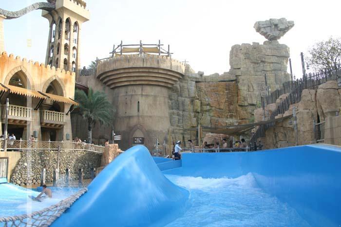 صوره الحديقة المائية في دبي , رحلة جميلة وممتعة الي دبي