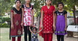اقصر فتاة في العالم , تدخل موسوعة جينيس