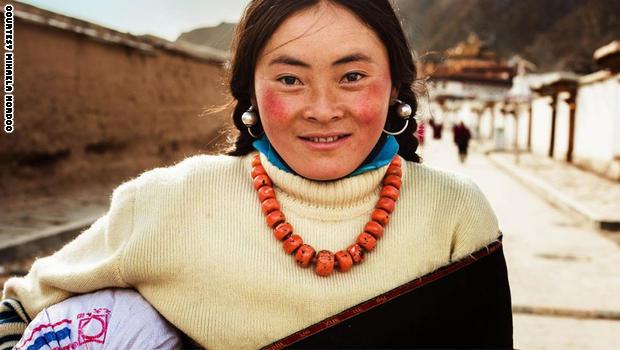صورة نساء حول العالم , فى كل بلد جمال مختلف