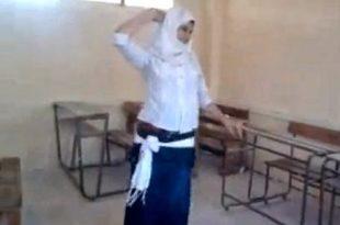 صوره فضيحة بنات الثانوية , رقص المراهقات بالمدارس
