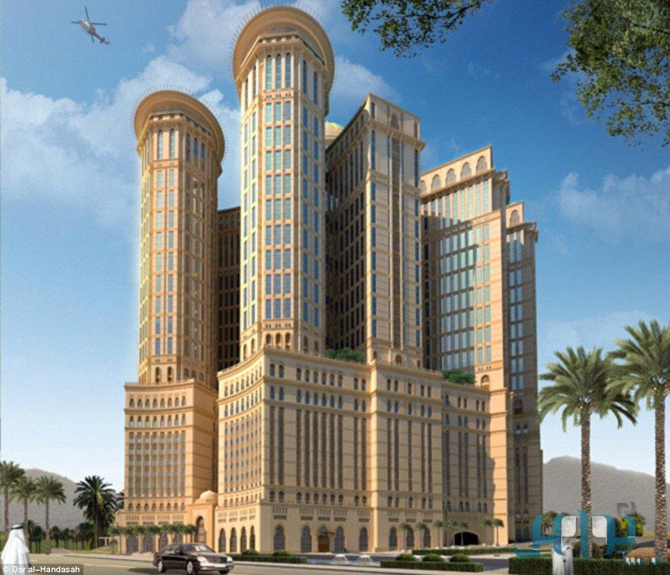 بالصور صور اكبر فندق في العالم , فى اطهر بقاع الارض 4150 2