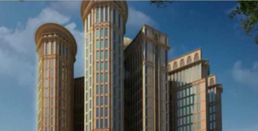 بالصور صور اكبر فندق في العالم , فى اطهر بقاع الارض 4150 5
