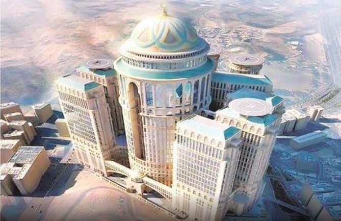 بالصور صور اكبر فندق في العالم , فى اطهر بقاع الارض 4150 6