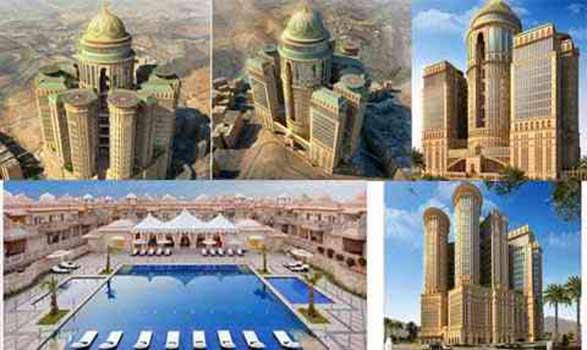 بالصور صور اكبر فندق في العالم , فى اطهر بقاع الارض 4150 7