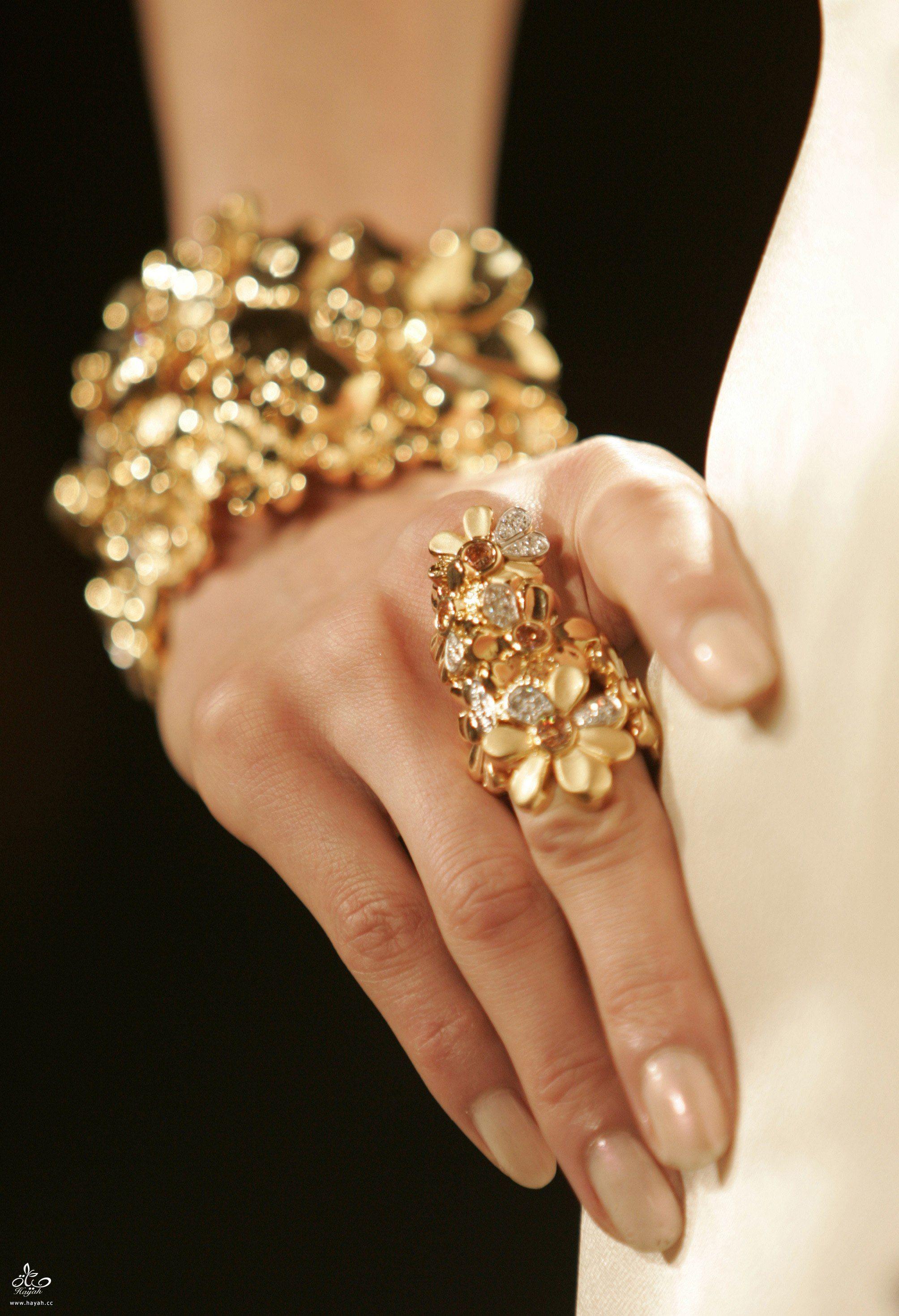 بالصور صور ذهب والماس , مجوهرات اشكال والوان عالمية غالية 4154 9