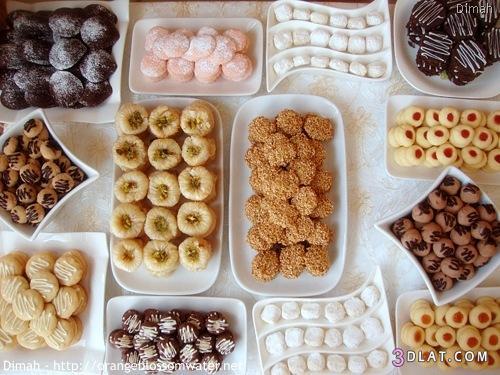 بالصور حلويات للعيد بالصور , اشهى و اجمل الاطباق 4156 2