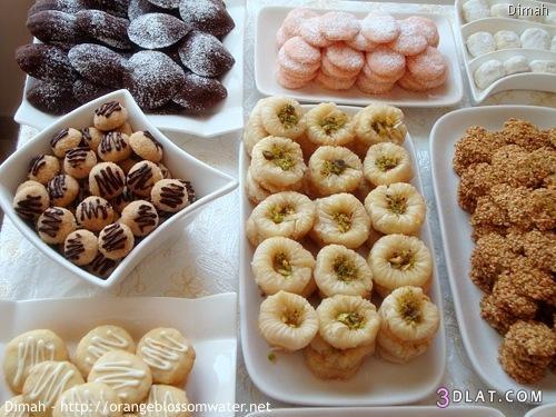 بالصور حلويات للعيد بالصور , اشهى و اجمل الاطباق 4156 3