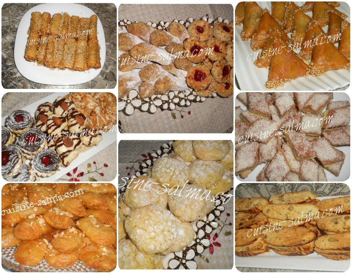 بالصور حلويات للعيد بالصور , اشهى و اجمل الاطباق 4156 4