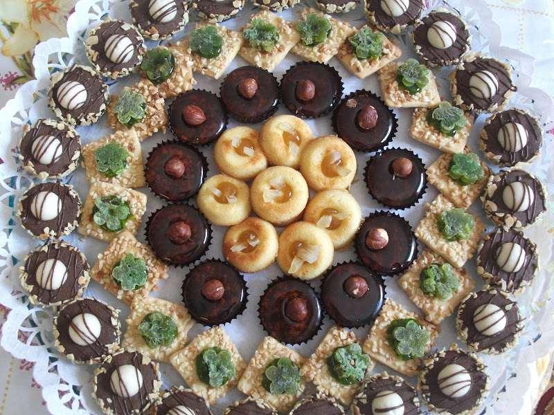 بالصور حلويات للعيد بالصور , اشهى و اجمل الاطباق 4156 6