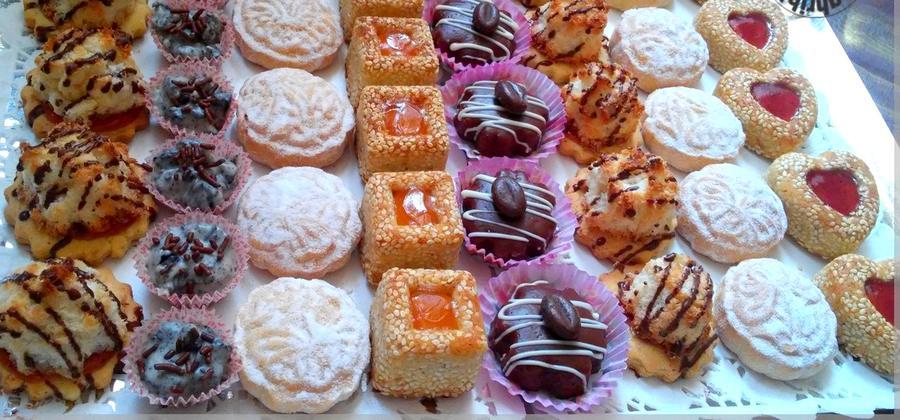 بالصور حلويات للعيد بالصور , اشهى و اجمل الاطباق 4156 8