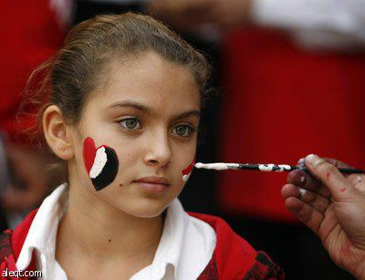 صور اجمل طفله مصريه