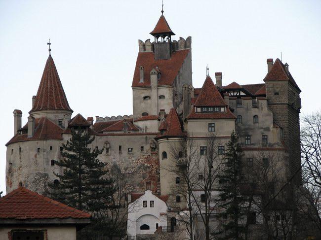 صوره صور قلعة دراكولا , بيت الرعب و الاثارة برومانيا