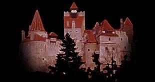 صور قلعة دراكولا , بيت الرعب و الاثارة برومانيا