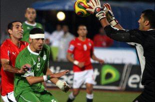 صوره مباراه مصر و الجزائر , لقطات من مونديال 2010