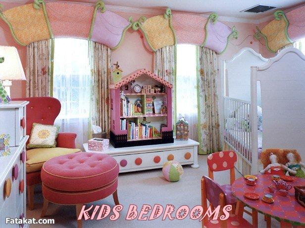 صورة افكار غرف نوم اطفال منوعة 2020 , فكرة غرفة طفل للنوم انيقة 2020 7868 2