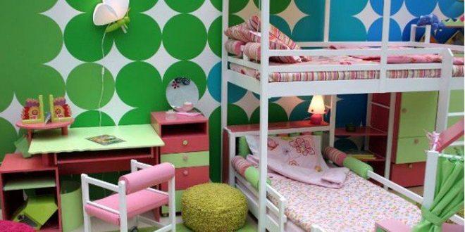 صوره افكار غرف نوم اطفال منوعة 2019 , فكرة غرفة طفل للنوم انيقة 2019