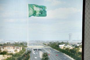صورة اطول علم سعودي , سارية العلم الاطول ترفرف فى جده
