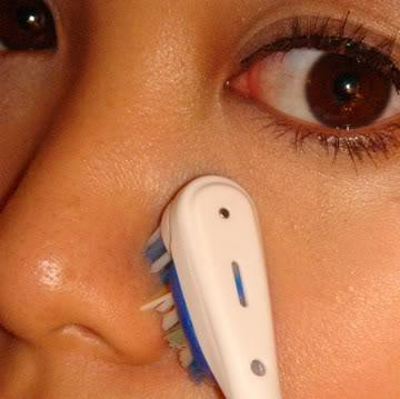 بالصور احسن طريقة لتنظيف الوجه , صور مختلفه لتنظيف وجهك 1434 2