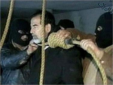 صور صور اعدام صدام   ,   اعدام صدام حسين