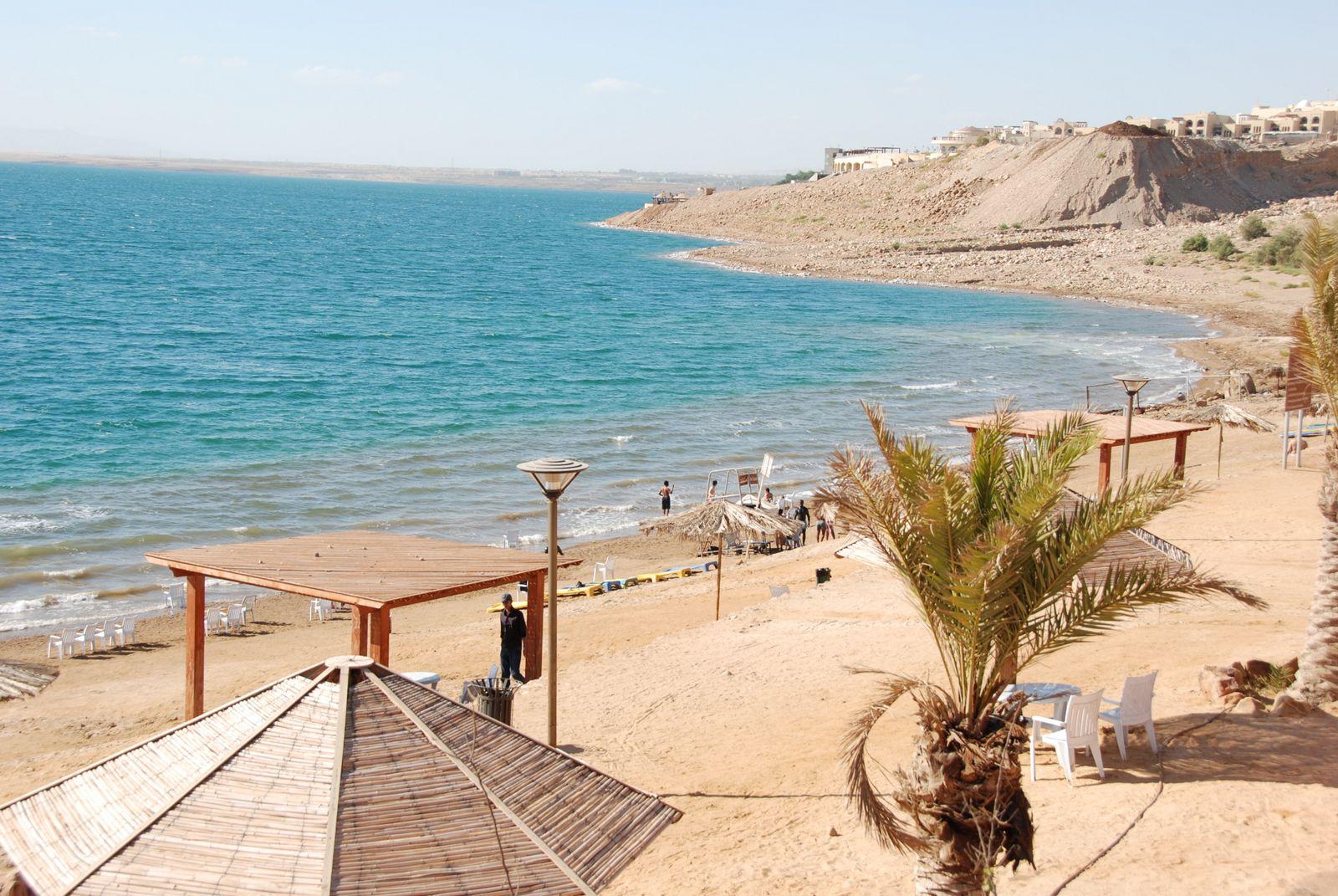 صور للبحر الميت