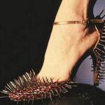 احذية غريبة ومضحكة , صور لتصميمات عجيبة ومريبة