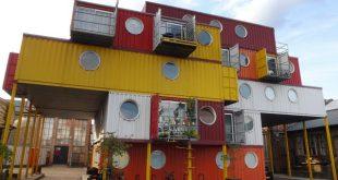 اغرب بيوت في العالم , منازل غريبة جدا وعجيبة