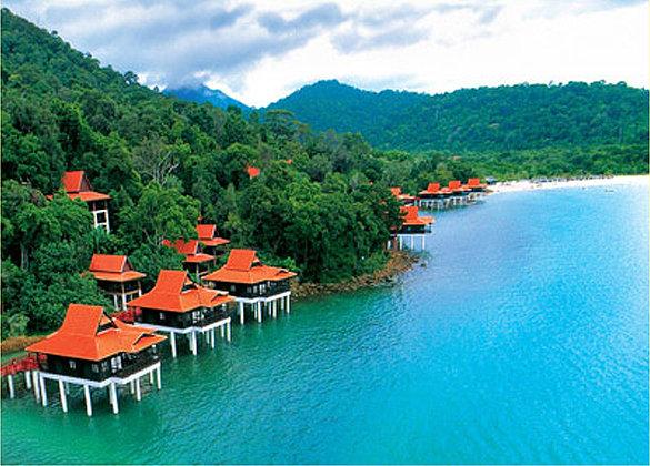 صوره جزيرة لنكاوي ماليزيا , سحر الطبيعة لاشهر الاماكن السياحية