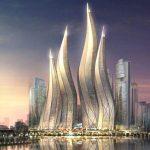 برج دبي المتحرك , صور ناطحات سحاب متحركة