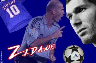 صورة صور للاعب زيدان , اسطورة كرة القدم العالمي