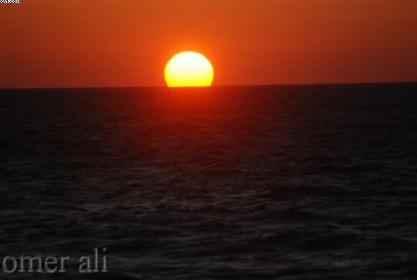 صوره مناظر غروب الشمس , مناظر طبيعية خطيرة