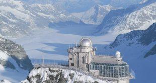 قصر الثلج في سويسرا , مناظر مميزة قد تبهرك