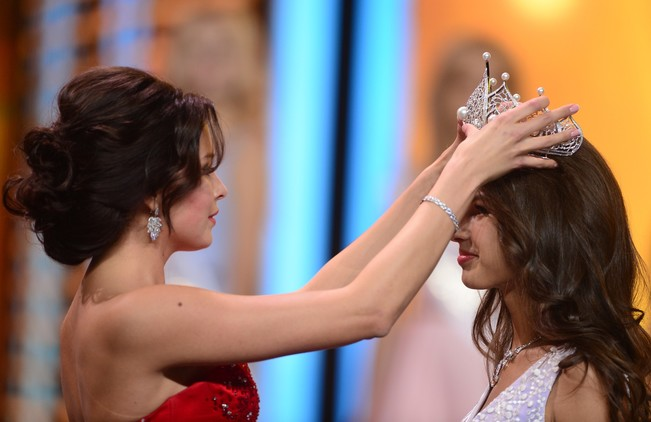صورة صور ملكة جمال , تتويج ملكة جمال روسيا 2020
