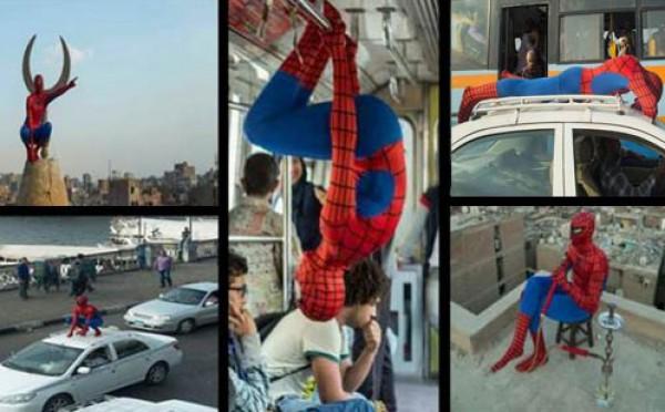 بالصور سبايدر مان الحقيقي , شخصية الانمي للفتى العنكبوت 3052 12