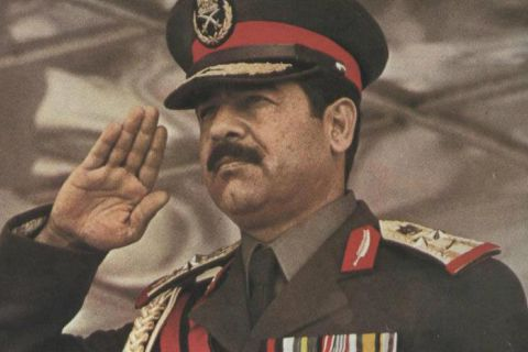 صور صور صدام حسين , الحاكم الذى حير العالم باجمعة