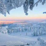 من اجمل صور العالم , السياحة في مدينة الثلوج في اليابان