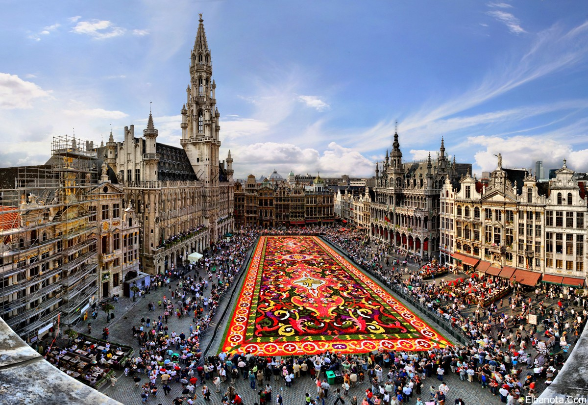 صوره اجمل الاماكن في بروكسل , مناطق سياحية رائعة