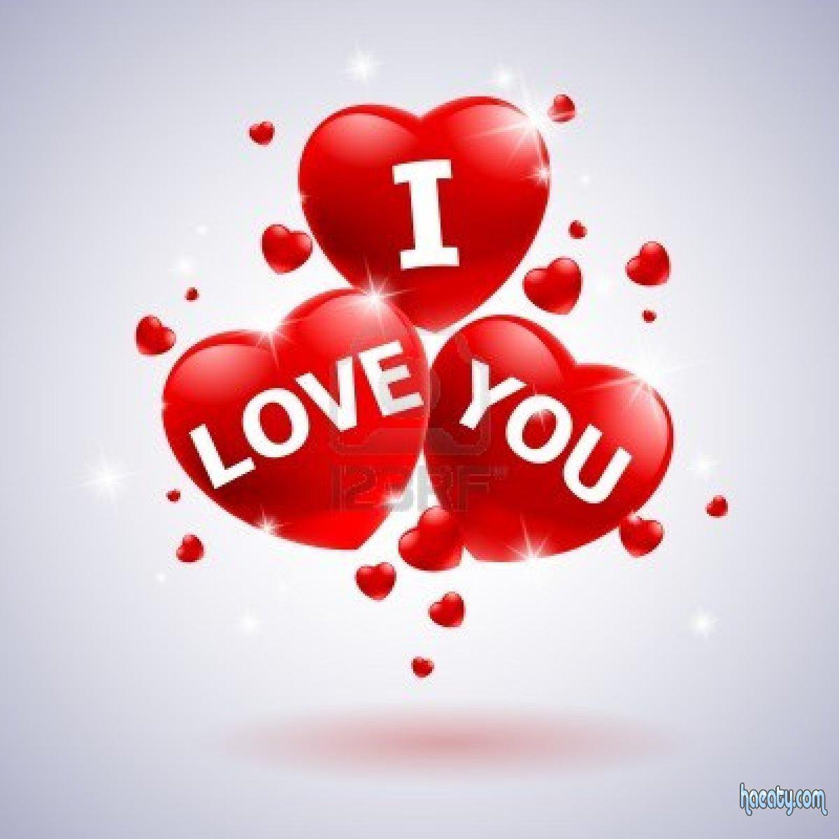 صور قلوب مكتوب عليها حروف طرق مختلفة للتعبير عن الحب و الرومانسية صوري