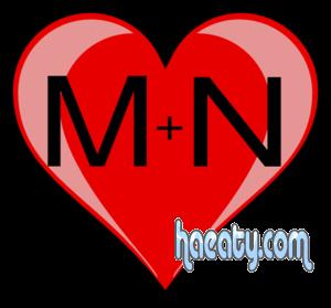 رمزيات حرف M و N