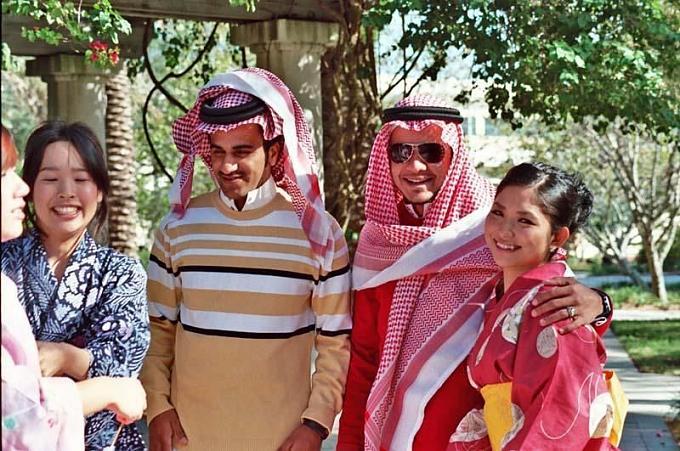صوره شباب السعوديه في امريكا , مجتمع مختلف وحياة جديد